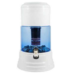 AQV 12 Waterfilter van glas