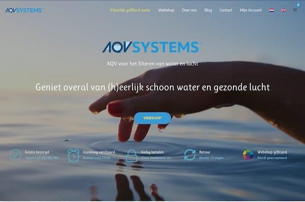 AQV webshop