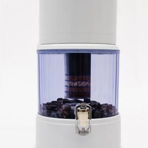 Afbeelding van het AQV 12 waterfilter van abs