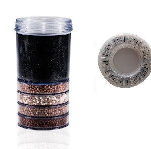 Afbeelding van een AQV 12 filter met pH ring voor het Aqualine waterfilter